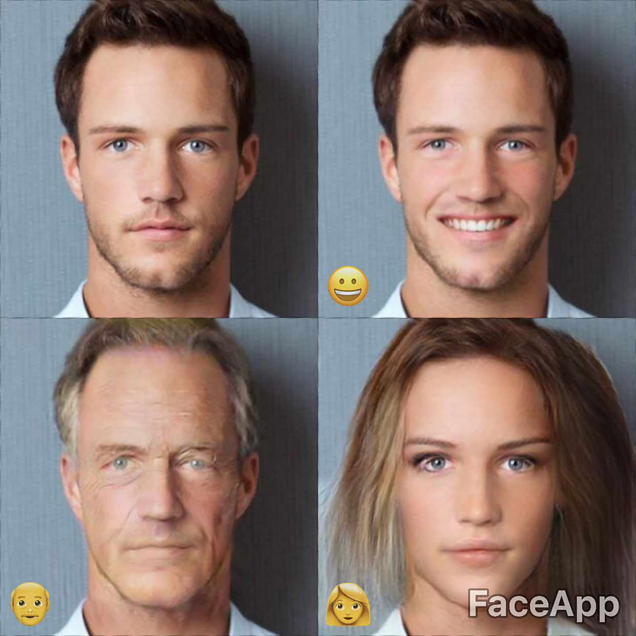 Faceapp – a glimpse of the future for trans people?