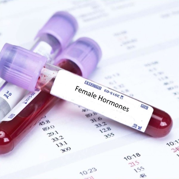 The science bit: hormone test results